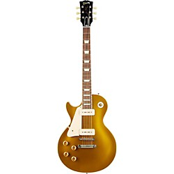 Gibson Custom 1956 Les Paul Goldtop VOS Left-Handed Electric Guitar (LPR64LHVOAGNH1)
