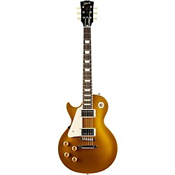 Gibson Custom 1957 Les Paul Goldtop GLOSS Left-Handed Electric Guitar (LPR74LHAGNH1)