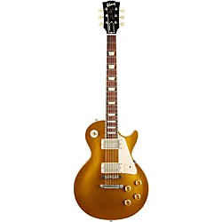 Gibson Custom 1957 Les Paul Goldtop VOS Electric Guitar (LPR74VOAGNH1)