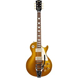 Gibson Custom 1957 Les Paul Reissue Lightly Aged Electric Guitar with Bigsby (LPR7JPLAVCNB1)