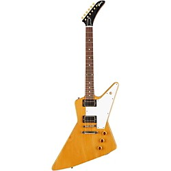 Gibson Custom 1958 Mahogany Explorer Lightly Aged Electric Guitar (DSMXEULANAGH1)