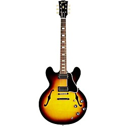 Gibson Custom 1963 ES-335 Historic Block Reissue Electric Guitar (HS35P0VSNH1)