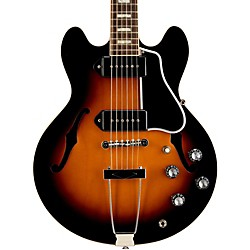 Gibson ES-390 with P-90's Semi-Hollow Electric Guitar (ES90P14DBNH1)