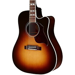 Gibson Hummingbird Pro Cutaway Acoustic-Electric Guitar (SSCPVSNH1)