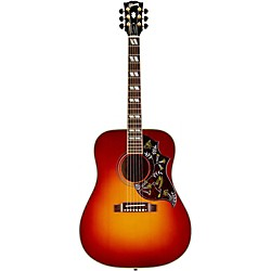 Gibson Hummingbird Quilted Red Spruce Acoustic-Electric Guitar (SSHCQTGH3)