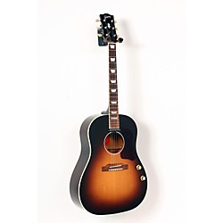 Gibson J-160E Standard Acoustic-Electric Guitar (USED005023 AS16VSNH1)