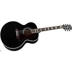 Gibson J-185 Acoustic-Electric Guitar (SPLMON01  185EBNY)