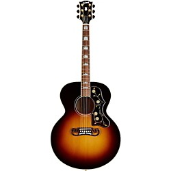 Gibson J-200 Standard Acoustic-Electric Guitar (SJ22VSGH1)