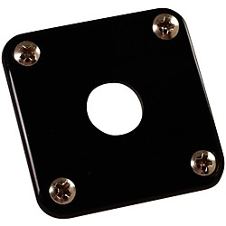 Gibson Jack Plate with Screws (PRJP-010)