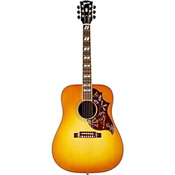Gibson Left-Handed Hummingbird Square Shoulder Dreadnought Acoustic-Electric Guitar (SSHBHCNHL4)