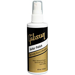 Gibson Pump Polish for Guitars, Banjos, Mandolins (AIGG-910)