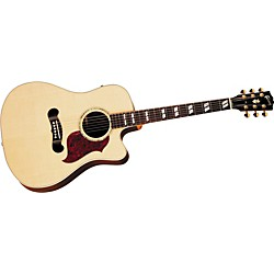 Gibson Songwriter Deluxe Studio EC Acoustic-Electric Guitar (SSCDANGH1)