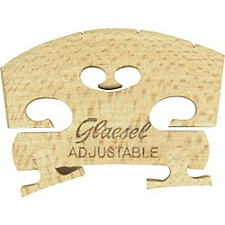 Glaesel Self-Adjusting 3/4 Violin Bridge (GL33523M)