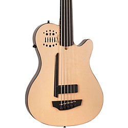 Godin A5 Ultra Bass Fretless SA 5-String Acoustic-Electric Bass Guitar (USED004645 33638)