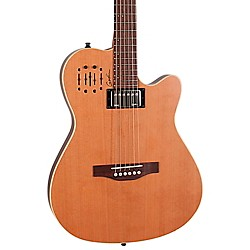 Godin A6 Ultra Semi-gloss Semi-Acoustic-Electric Guitar (USED004000 30293)
