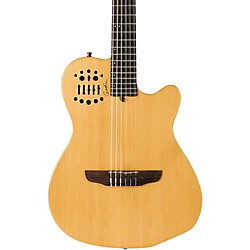 Godin ACS-SA Nylon String Cedar Top Acoustic-Electric Guitar (32150 USED)