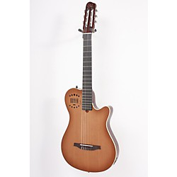 Godin Multiac Grand Concert Duet Ambiance Nylon String Acoustic-Electric Guitar (USED005019 32495)