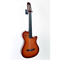 Godin Multiac Grand Concert Duet Ambiance Nylon String Acoustic-Electric Guitar (USED005030 32495)