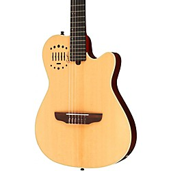 Godin Multiac Nylon Duet Ambiance Acoustic-Electric Guitar (USED004000 32266)