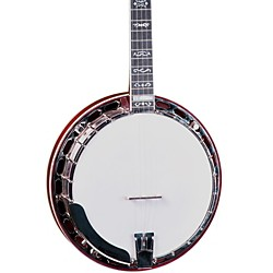 Gold Star GF-100W Mahogany Wreath 5-String Banjo (GF-100W-518985)