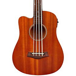 "Gold Tone 23"" Scale Left-Handed Fretless Acoustic-Electric MicroBass (I-M-BassFL/L)"