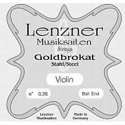 Goldbrokat Violin Strings (6GVSL)