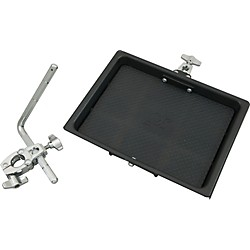Gon Bops Percussion Tray with Clamp (PTRAYSM)
