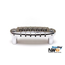 Graph Tech ResoMax NW1 Wraparound Bridge with Alloy Saddles (PM-8593-C0)