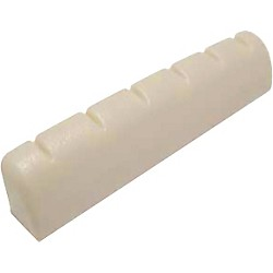 "Graph Tech TUSQ XL 1/4"" Epiphone Slotted Nut - Aged White (PQL-6060-AG)"
