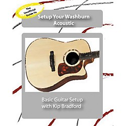 Great Nutshell Productions The Unauthorized Guide to Setup Your Washburn Acoustic Guitar (DVD) (SY12WASA)