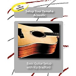 Great Nutshell Productions The Unauthorized Guide to Setup Your Yamaha Acoustic (DVD) (SY10YAEA)