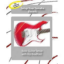Great Nutshell Productions The Unauthorized Guide to Setup Your Yamaha Electric Guitar (DVD) (SY11YAME)