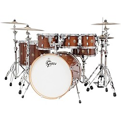 "Gretsch Drums Catalina Maple 6-Piece Shell Pack with Free 8"" Tom (CM1-E826P-WG)"