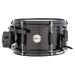 Gretsch Drums Silver Series Ash Side Snare Drum with Black Hardware (S1-0610-ASHT)