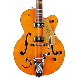 Gretsch Guitars G6120DSW Chet Atkins Hollowbody Electric Guitar (USED004000 2401257822)