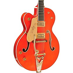 Gretsch Guitars G6120LH Left-Handed Chet Atkins Hollowbody Electric Guitar (USED004000 2401220822)