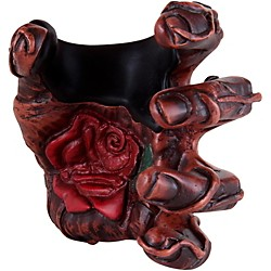 Grip Studios Bella Rose Carved Rose Custom Guitar Hanger (LHGH-114)