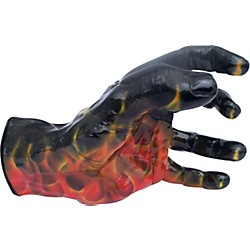 Grip Studios Scoppio Airbrushed Flame Custom Guitar Hanger (RHGH-113R)