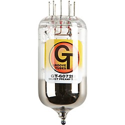 Groove Tubes Gold Series GT-6072-M Preamp Tube (GT-6072-M)