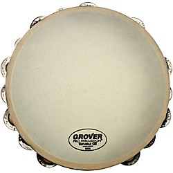 Grover Pro Double-Row German Bantamweight Tambourine (T2/GS-B)