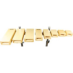 Grover Pro Open Tone Temple Blocks (TPB-XB)