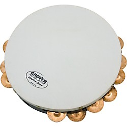 "Grover Pro Projection Plus 10"" Tambourine Beryllium Copper (T2/BC-474351)"
