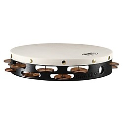 Grover Pro Projection-Plus Double-Row Phosphor Bronze Tambourine (T2/PHBR)