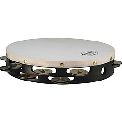 "Grover Pro T2/HS Hybrid Double-Row 10"" Tambourine (T2/HS)"