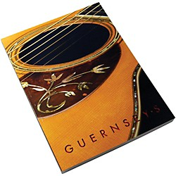 Guernsey's The Artistry of the Guitar Book (9780615966779)