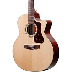 Guild F-212XLCE Standard 12-String Cutaway Acoustic-Electric Guitar (USED004000 3851706821)