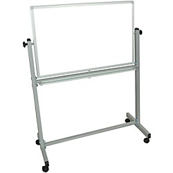 H. Wilson Double-Sided Mobile Whiteboard (MB3624WW)