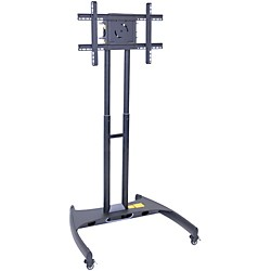 H. Wilson Luxor Adjustable Flat Panel Cart (FP2000)