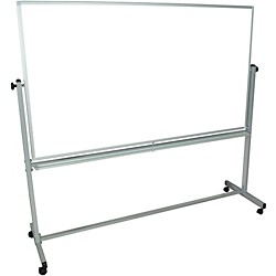H. Wilson Mobile Double Sided Whiteboard (MB7240WW)