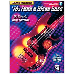 Hal Leonard '70s Funk and Disco Bass (Book/CD) (695614)